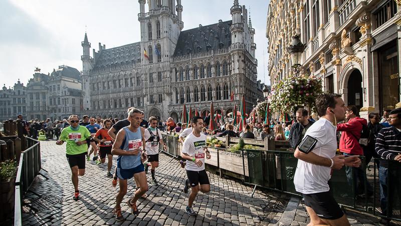 Octobre 2019 : Marathon de Bruxelles